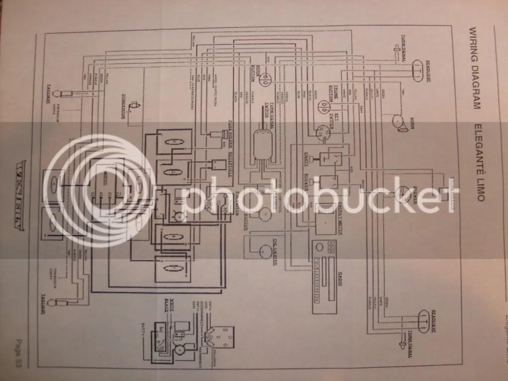 medium resolution of wiring schematic western elegante limo rh buggiesgonewild com taylor dunn electric cart