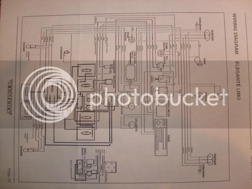 hight resolution of wiring schematic western elegante limo rh buggiesgonewild com taylor dunn electric cart