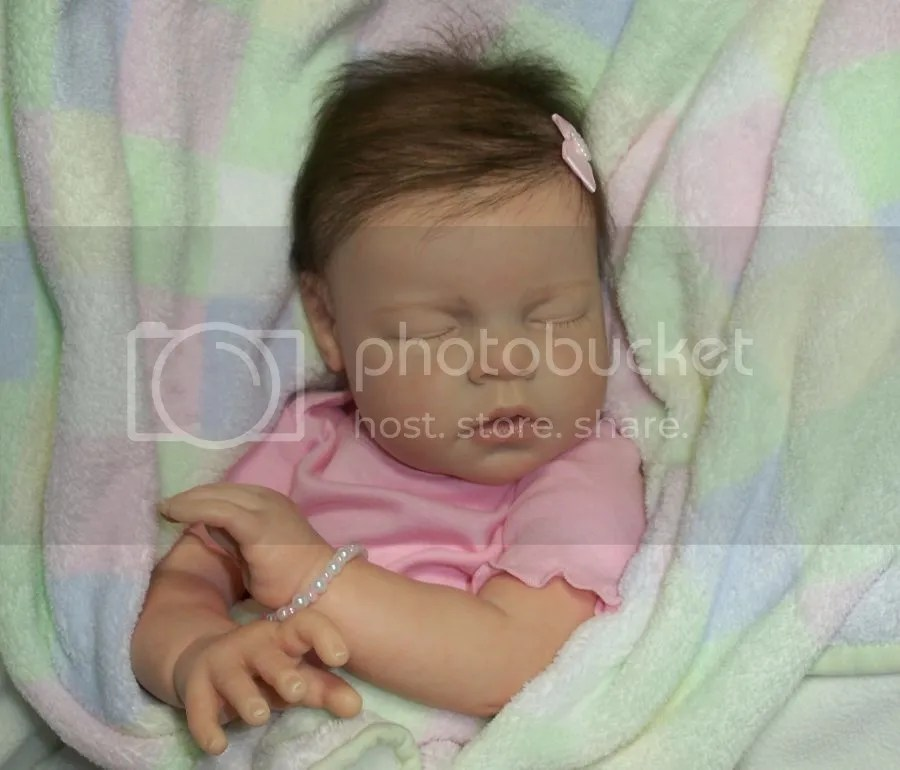 Reborn Baby GirlChristineReva Schick Noah Doll  eBay