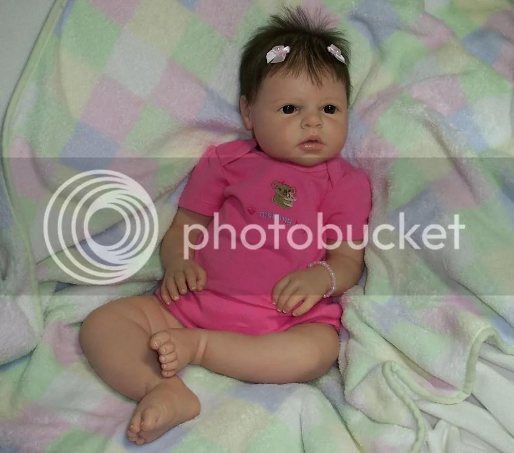 Reborn Baby GirlIsabellaNoah Awake Reva Schick Doll  eBay