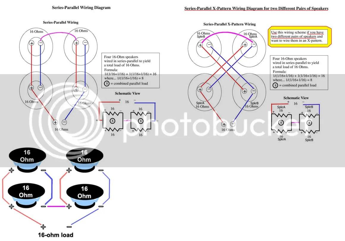wiring a bass speaker cabinet homedesignview co rh homedesignview co 4X12 16 Ohm Speakers Wiring-Diagram 2X12 Cabinet Wiring-Diagram
