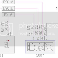 Peugeot 206 Wiring Diagram Active Pickup Bsi Auto Electrical Related With