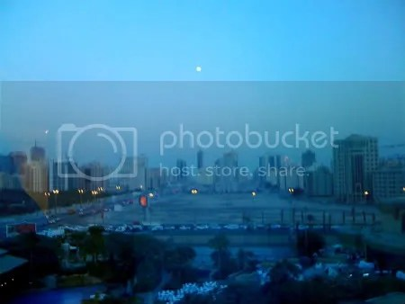 Manama by Moonlight