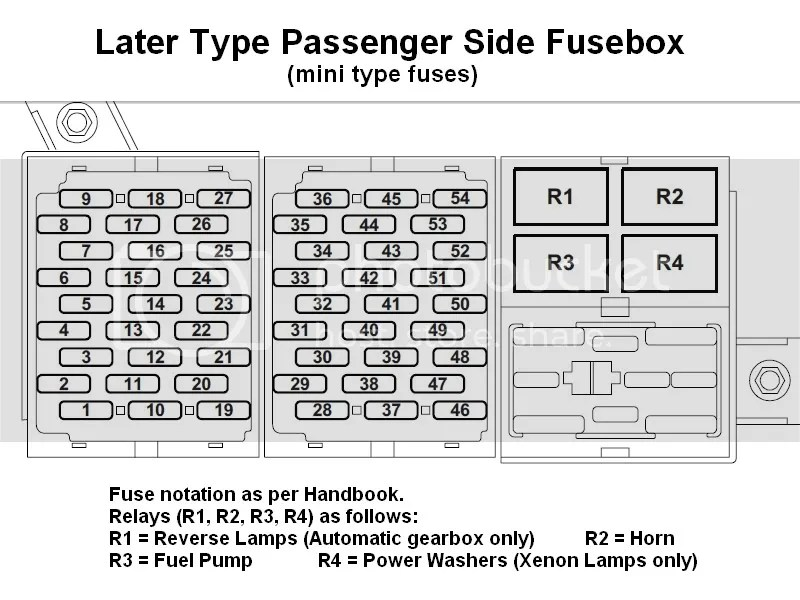 mgf wiring diagram speaker 8 ohm fuel pump relay - mg-rover.org forums