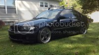 E46 bmw roof rack + bike carrier