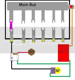 Fuse Box Circuit Builder - fuse box 12 circuits with ground