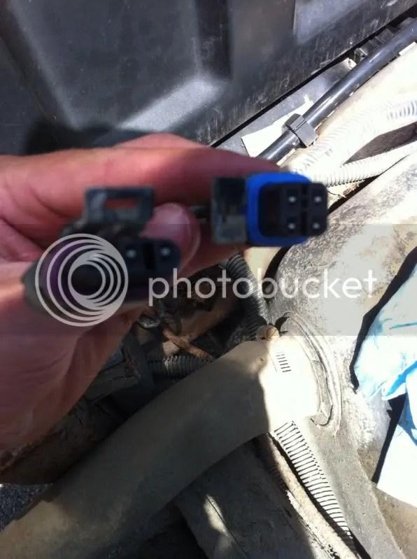 Boschr Chevy Silverado 2002 Fuel Pump Wiring Harness