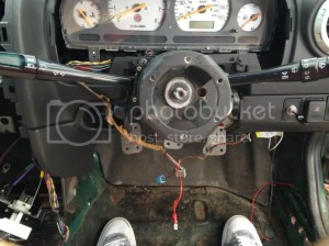 Replacement dash wiringplugheater help required!  MG