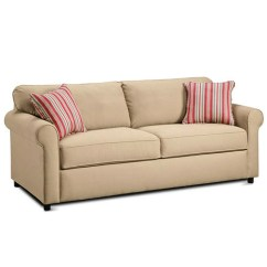 Most Affordable Sleeper Sofa All Leather Sofas Pull Out Couches Canyon Queen Khaki