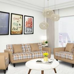 3 Piece Living Room Table Set Burgundy Color Scheme Sets Charlie Pieces Sofa Beige