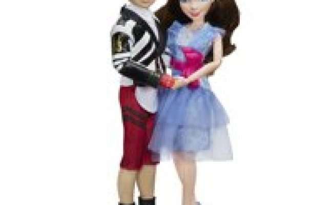 Disney Descendants Dolls Walmart