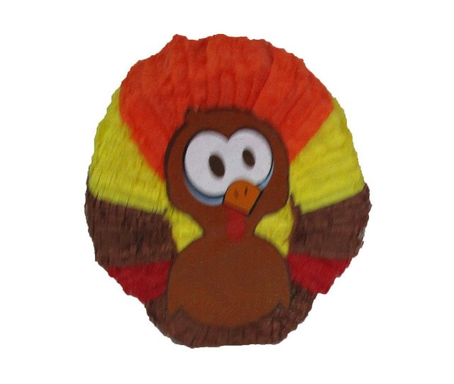 Thanksgiving Turkey Pinata Party Game Centerpiece Decoration And Photo Prop