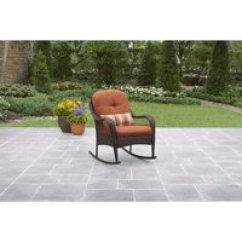 Hard Plastic Outdoor Rocking Chairs Swing Chair Frame Walmart Com Product Image Better Homes And Gardens Azalea Ridge