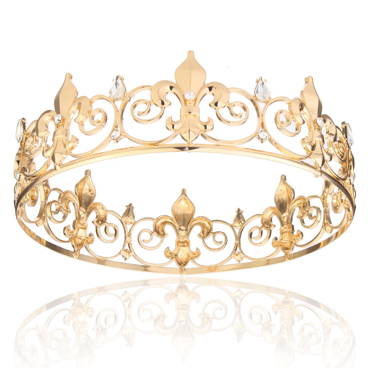 birthday king crowns