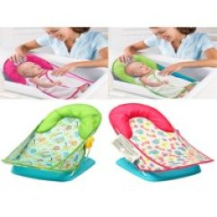 Bath Tub Chair For Baby Hanging Nairobi Seats Walmart Com Product Image Infant Bather Cradles Bathing Shower Support Seat Foldable Adjustable Safety