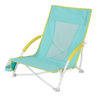 low back lawn chair 9 coffee table with chairs under beach walmart com product image mainstays portable outdoor folding and event