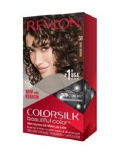 Product image revlon colorsilk beautiful color permanent hair dark brown also  dye walmart rh