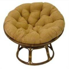 Big Bamboo Circle Chair Plantation Chairs For Sale Papasan Walmart Com Product Image Blazing Needles Lounge Cushion