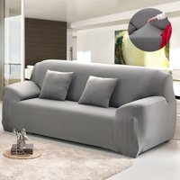 armless sectional sofa pet protector klippan covers uk slipcovers walmart com product image couch 1 4 seater furniture home full stretch lightweight elastic