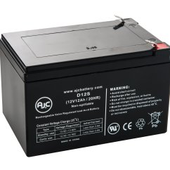 Wheelchair Batteries Teen Girl Chairs Interstate Dcm0012 12v 12ah Battery This Is An Ajc Brand Replacement