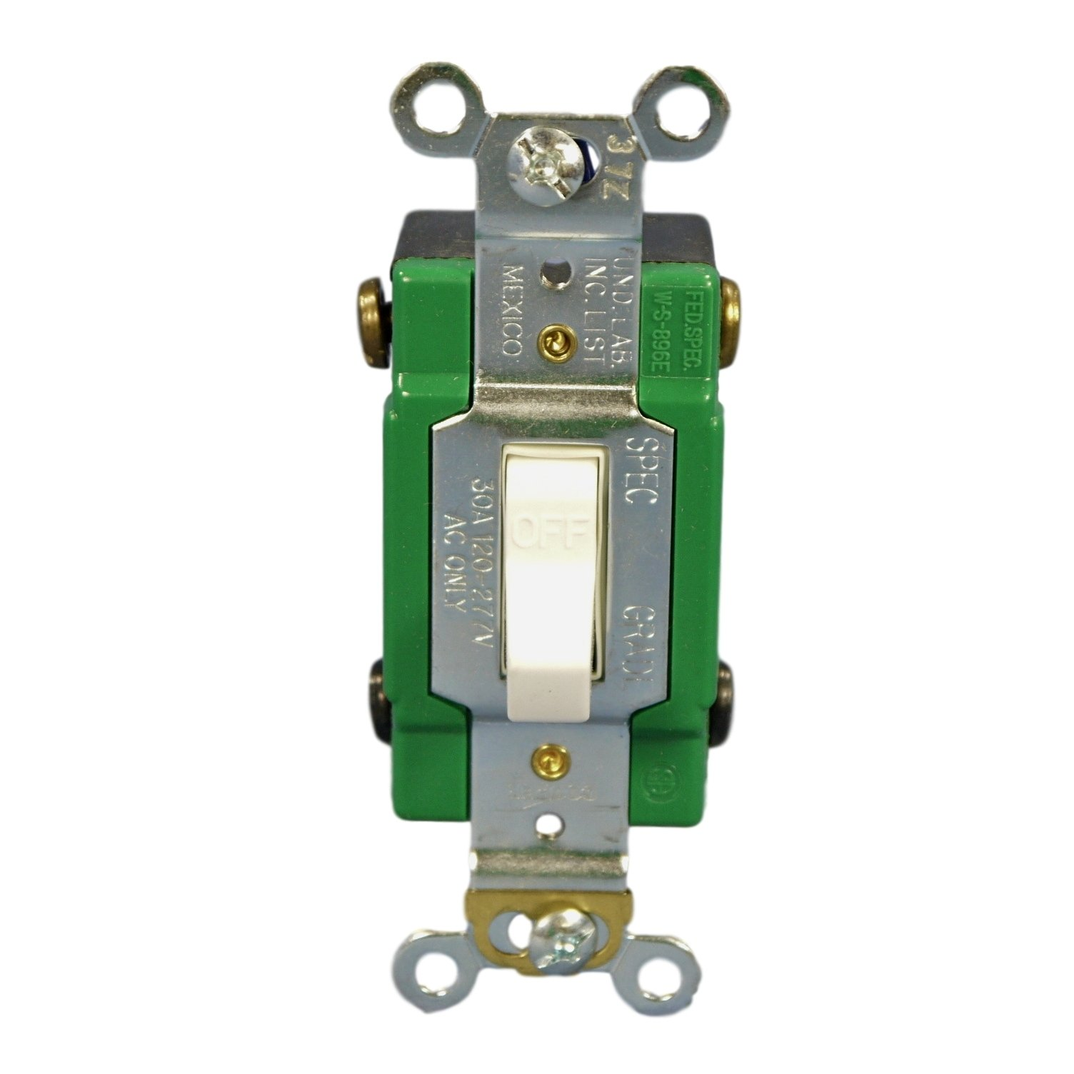 hight resolution of cooper wiring toggle light switch 20a double cs220b walmartcom wire diagram