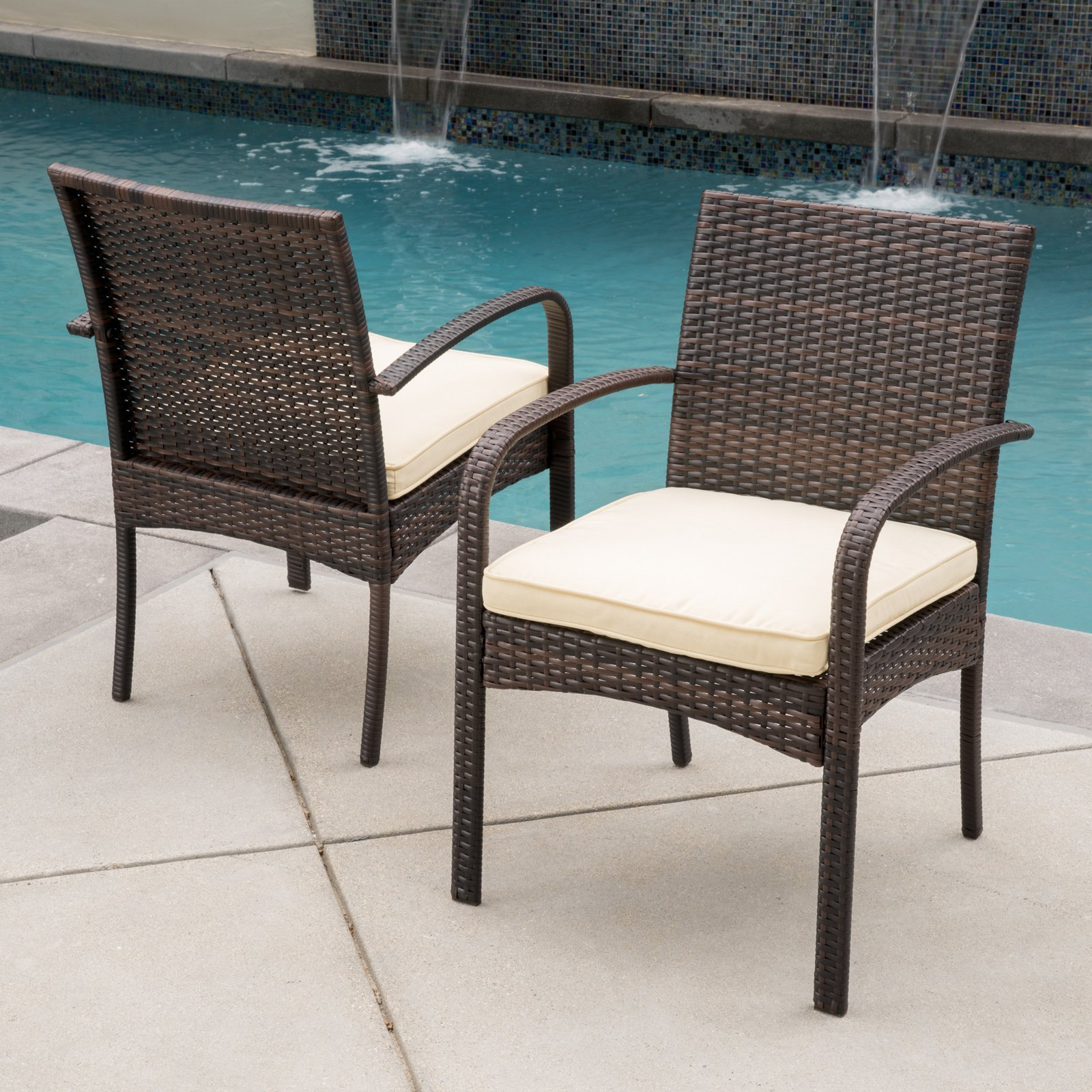 Outdoor Chairs Patio Chairs And Stools Walmart