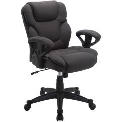 Big And Tall Office Chairs Arm Chair Caddy Serta Mesh Fabric Swivel Manager Multiple Colors
