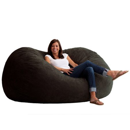 xl bean bag chair posture pack seat wedge big joe 6 fuf multiple colors fabrics walmart com