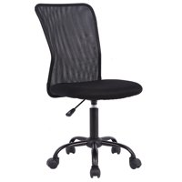 ergonomically correct chair woven leather ergonomic chairs walmart com product image office computer middle back task swivel seat
