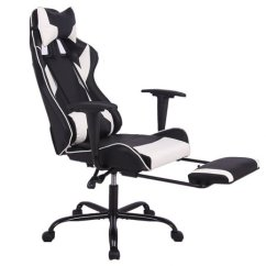 Ergonomic Chair Description Rustic Table And Chairs Gaming Racing Style High Back Office Swivel Walmart Com