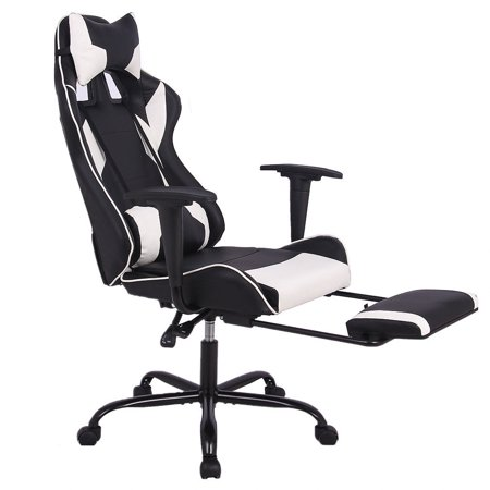 desk chair at walmart w h gunlocke co 2 gaming racing style high back office ergonomic swivel com
