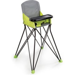 Portable High Chair Walmart Morris Parts Summer Infant Pop N Sit Highchair Com