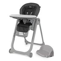 attachable high chair toyo revolving chairs boosters walmart com product image chicco polly progress 5 in 1 minerale