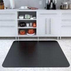 Office Max Hardwood Floor Chair Mat Revolving Barber Mats Deflecto Economat 36 X 48 For Hard Rectangular Black