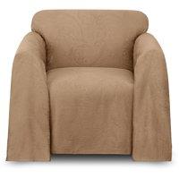 christmas folding chair covers recliner rocker walmart com product image belle maison alexandria arm cover
