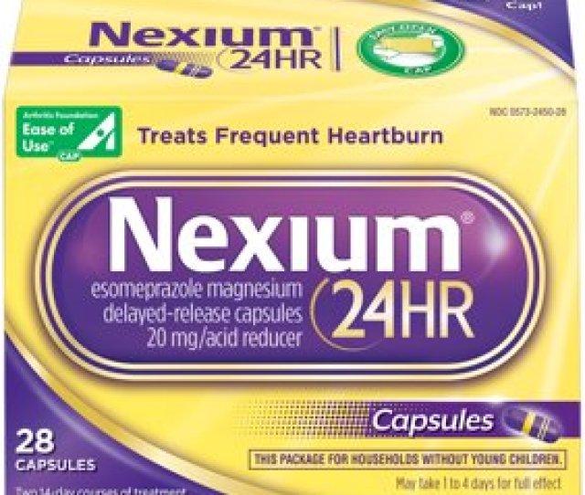 Prilosec Otc Frequent Heartburn Medicine And Acid Reflux Reducer Tablets  Count Omeprazole Proton Pump Inhibitor Ppi