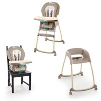 booster high chairs student chair pockets boosters walmart com product image ingenuity trio 3 in 1 sahara burst