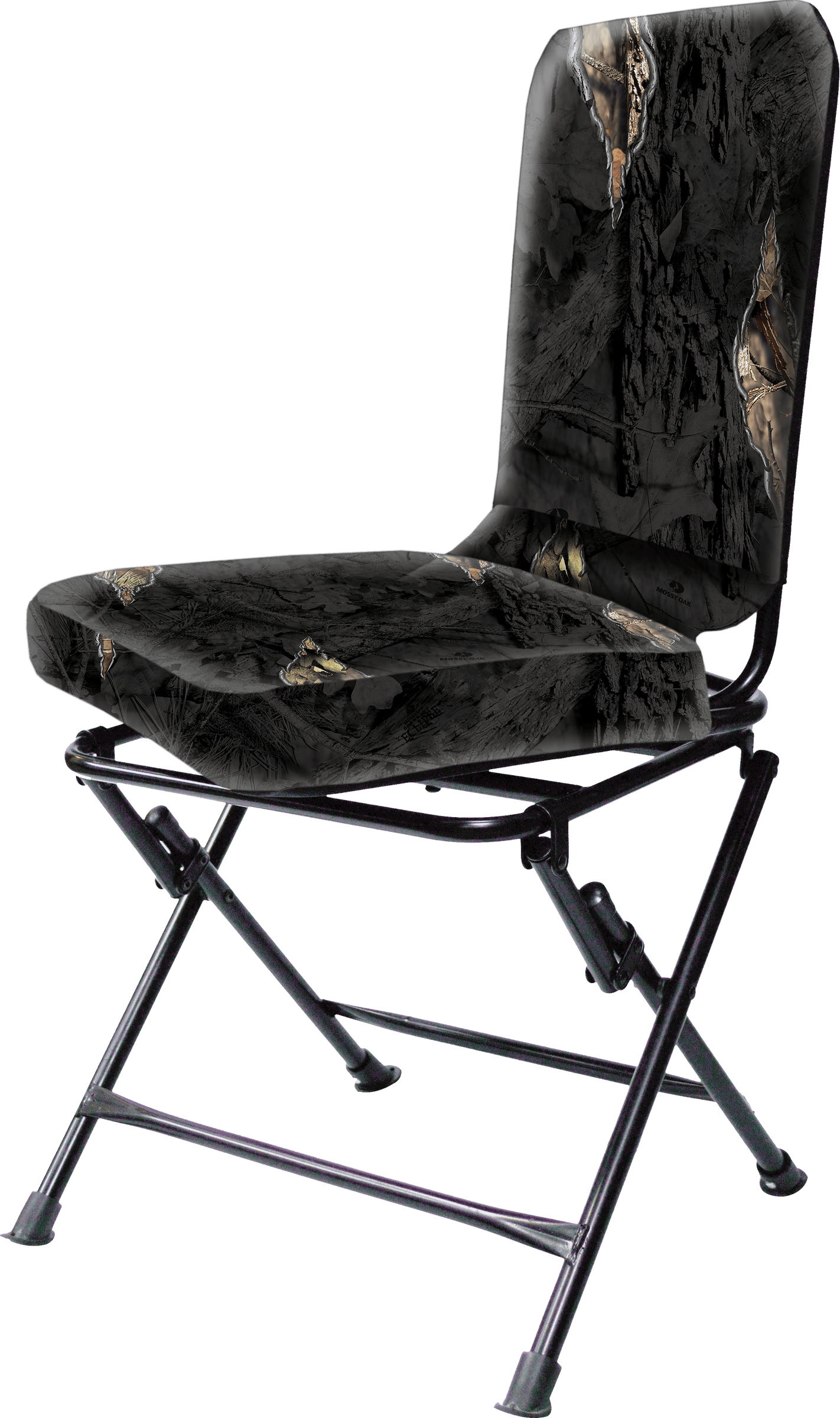 summit trophy chair review posture problems hunting chairs swivel blind with eclipse pattern
