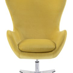 Sleeper Chair Twin Desk Ikea Australia Chairs Emerald Home Acme Gold Accent With Curved Wing Back And Chrome Swivel Base