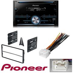 2000 Ford Explorer Radio Wiring Diagram Bmw E61 Stereo Harness Pioneer Fh S500bt Double Din Bluetooth In Dash Cd Am Fm Car