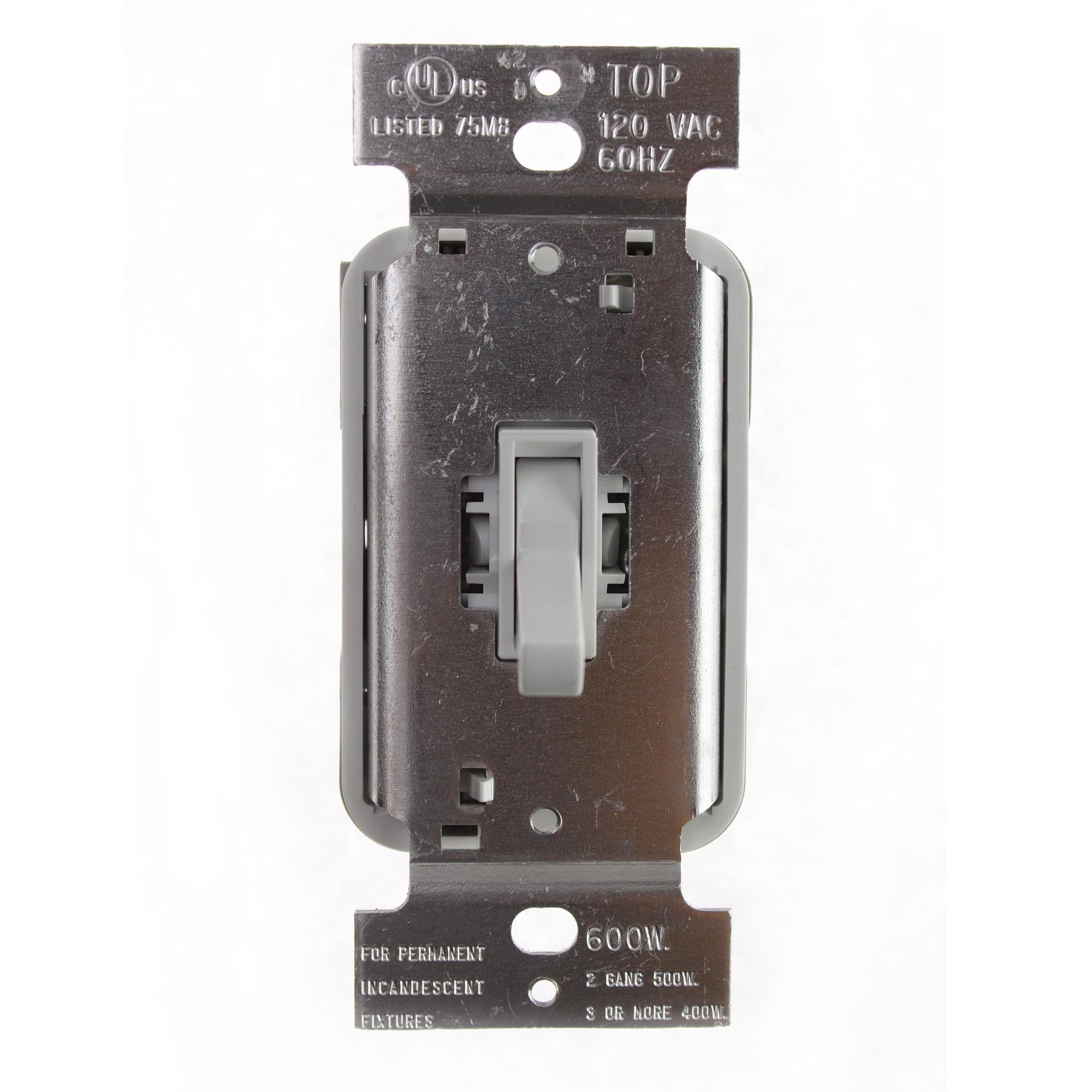 leviton decora 3 way switch wiring diagram fujitsu ten isuzu light switches pass seymour legrand t600 w toggle dimmer 600w 120v white