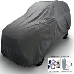 Chair Covers The Range Cream Dining Weatherproof Suv Car Cover For Rover Evoque Land 2011 2019 5l Outdoor Indoor Protect From Rain Snow Hail Uv Rays Sun Fleece Lining