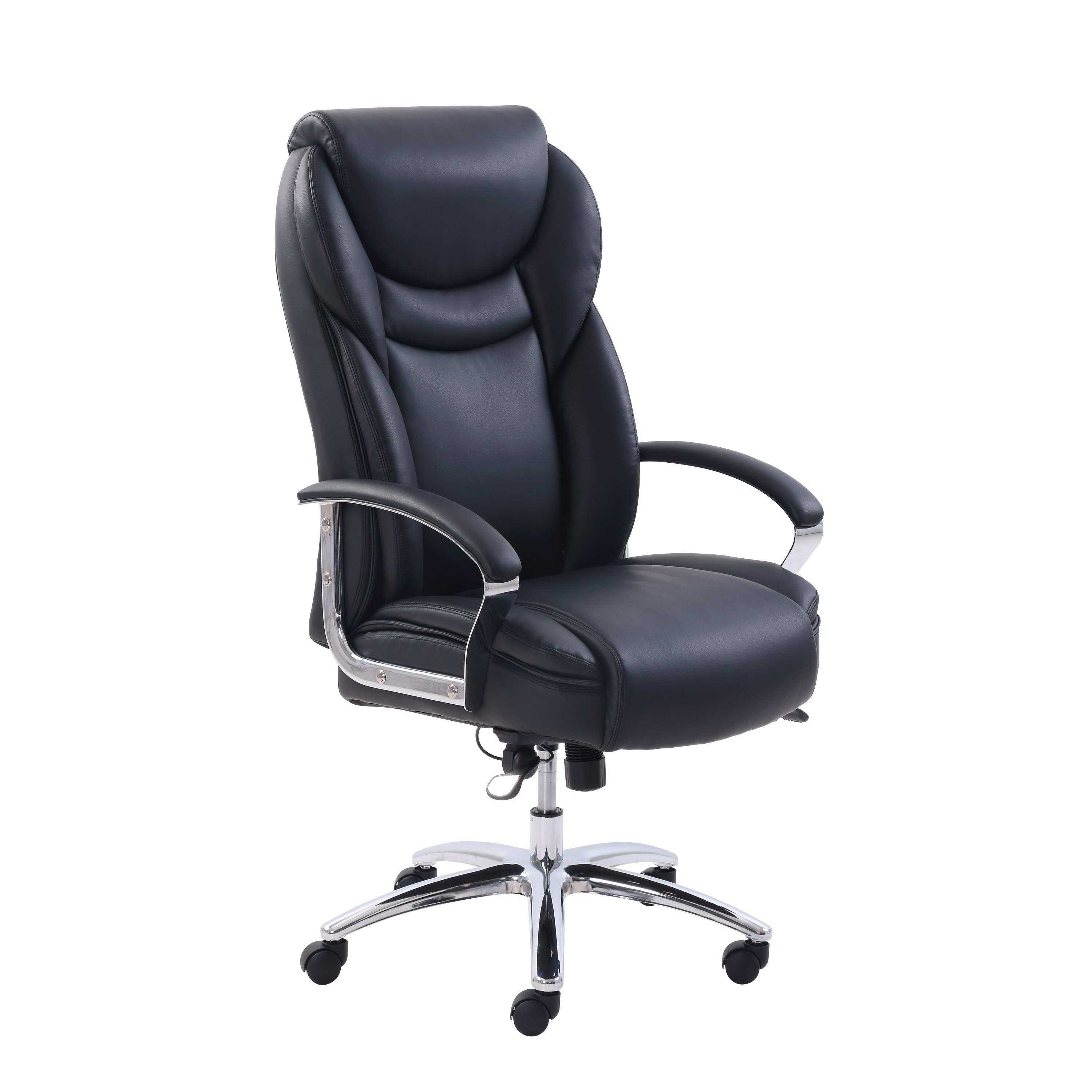 big and tall office chairs camping with table serta chair memory foam adjustable multiple colors