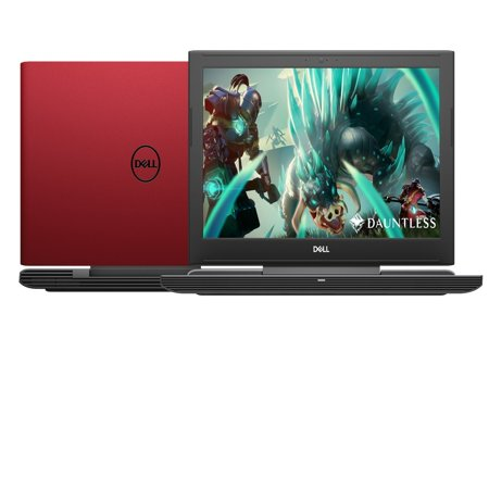 "Dell G5 Gaming Laptop 15.6"" Full HD, Intel Core i7-8750H, NVIDIA GeForce GTX 1050 Ti 4GB, 1TB HDD + 128GB SSD Storage, 8GB RAM, G5587-7037RED-PUS"