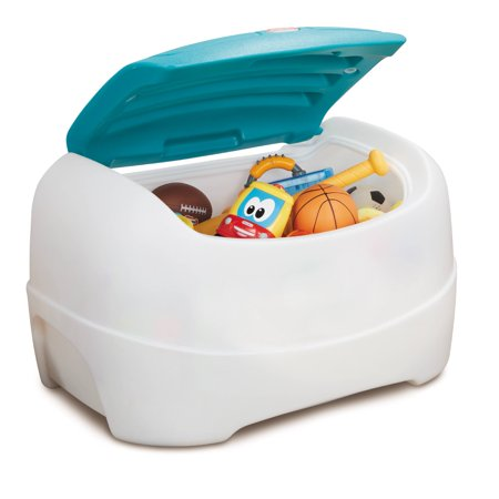Little Tikes Play N Store Toy Chest Walmart
