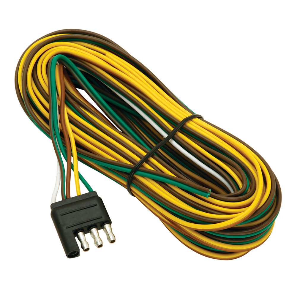 ford 4 pin trailer wiring diagram wire 6 adapters wesbar 707261 way connector with 25 wishbone harness