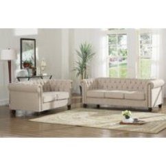 Living Rooms Sets Sears Room Furniture Leather Walmart Com Product Image Best Master Venice 2 Piece Upholstered Sofa Set