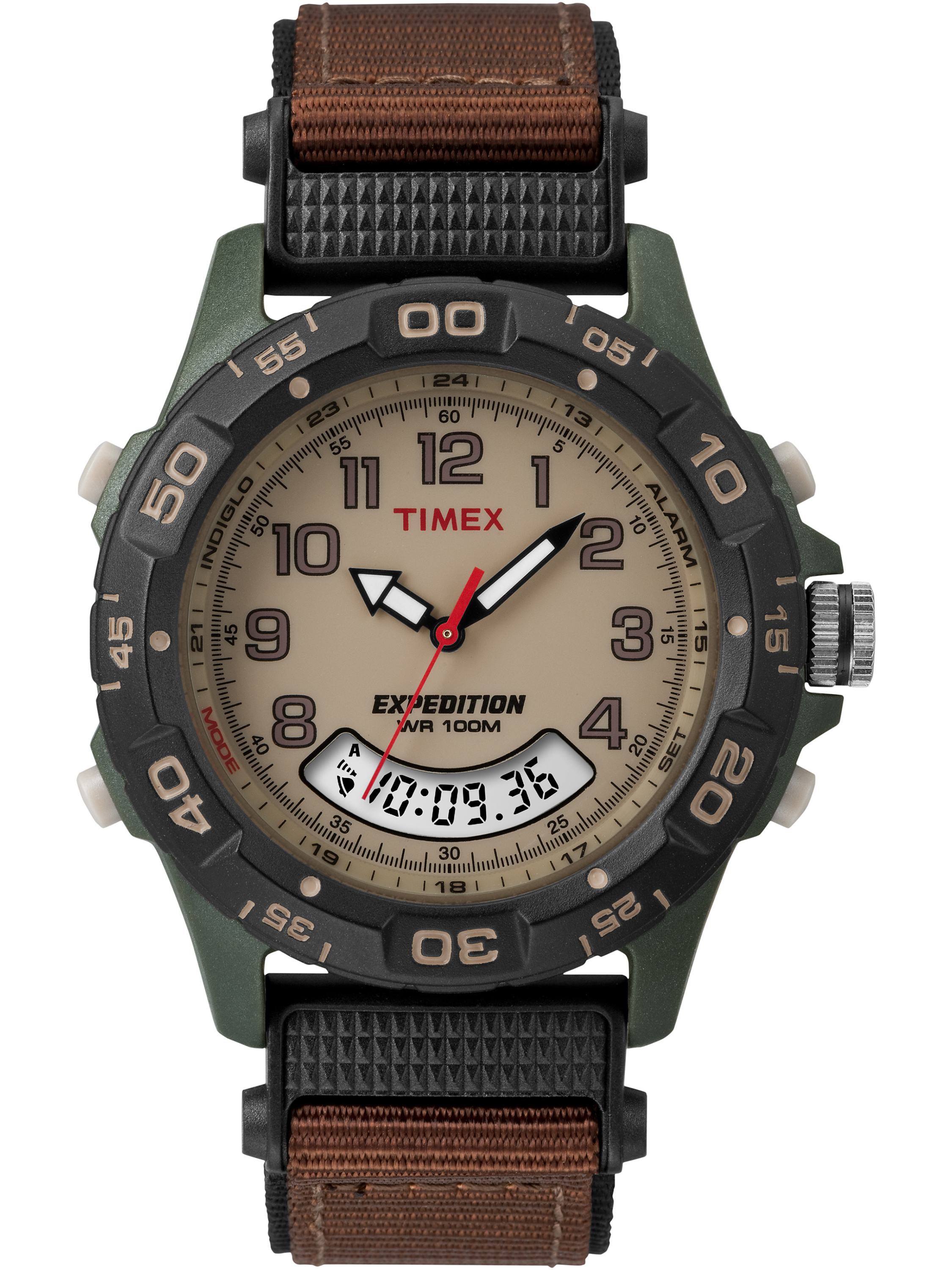 timex expedition watches for