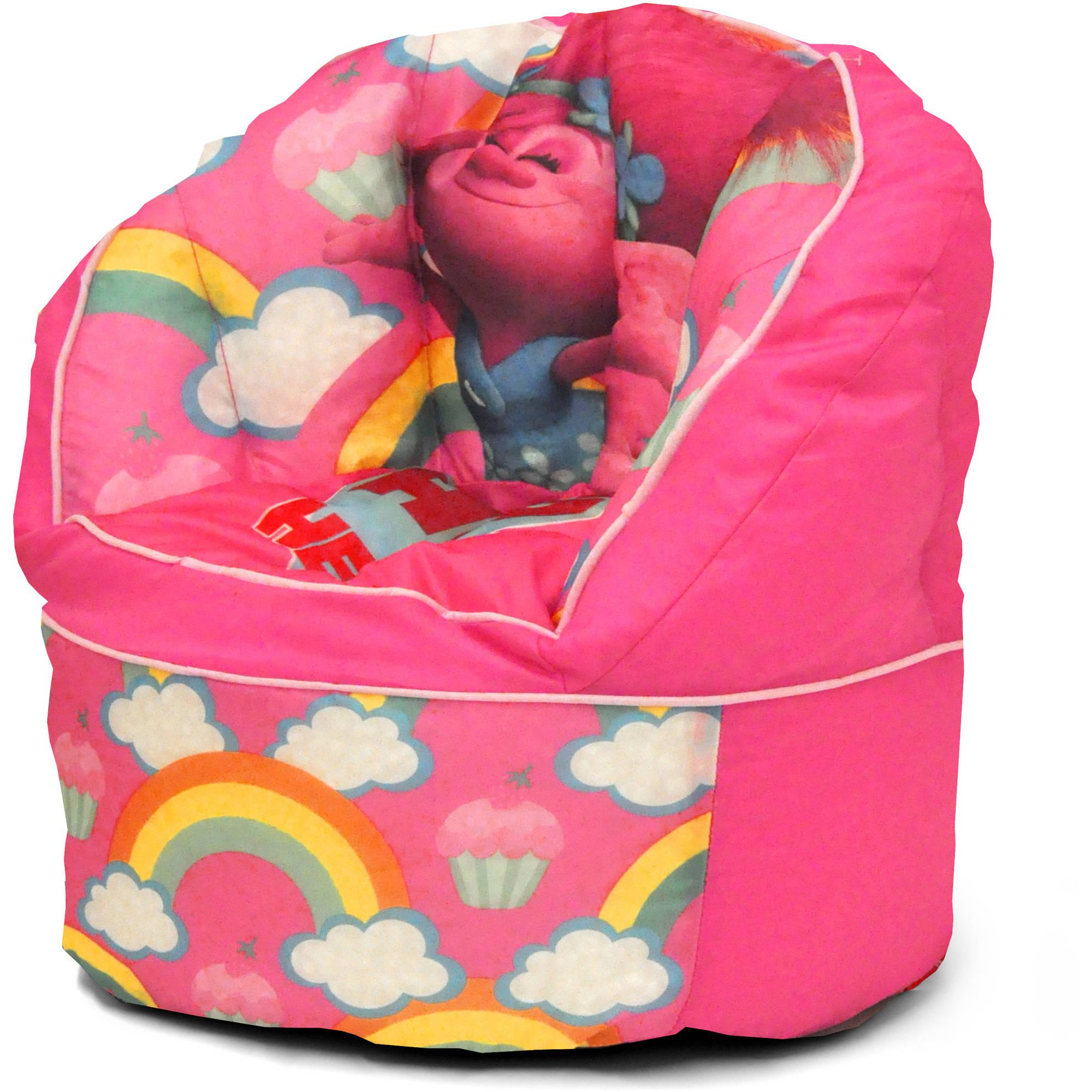 disney dream sofa bed best toddler trolls bean bag chair
