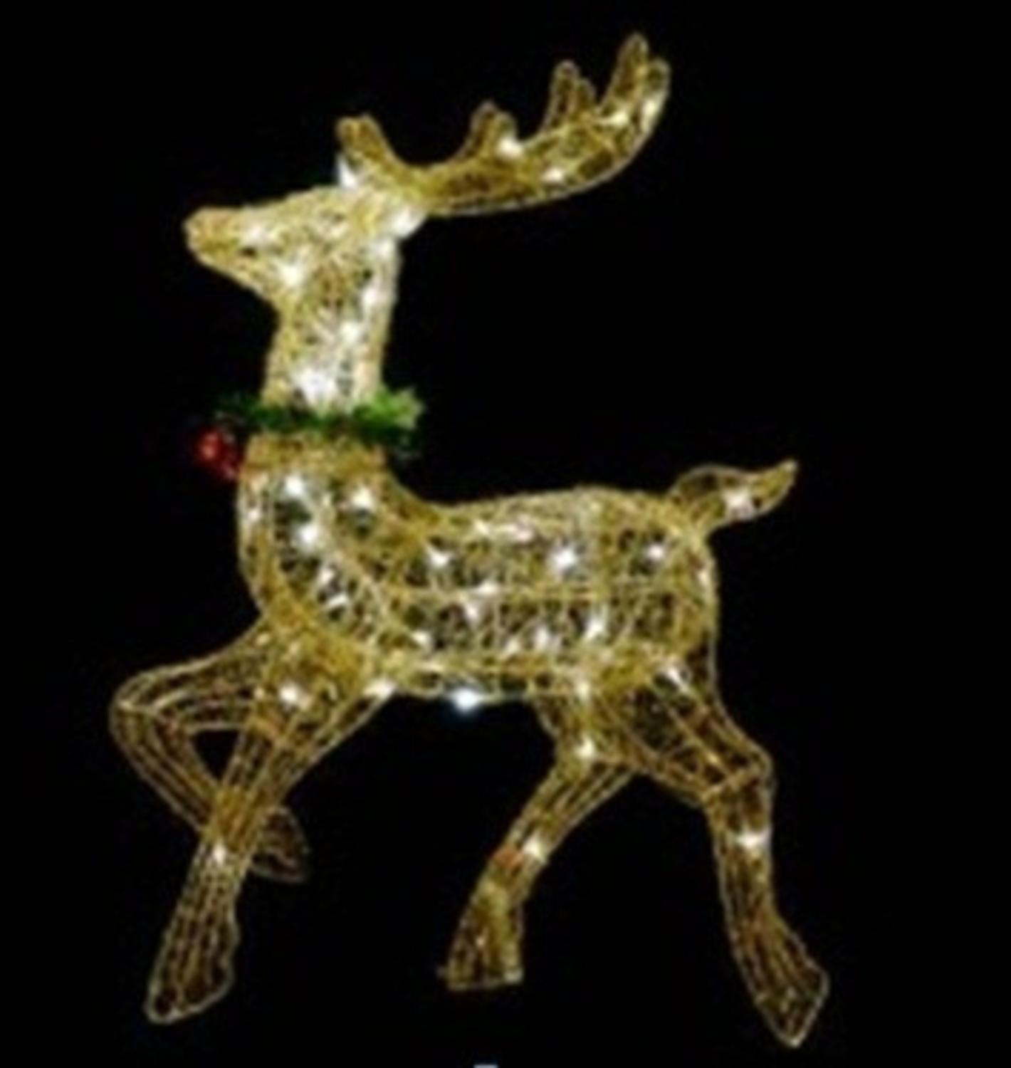 Reindeer Christmas Decorations Anopheles Org